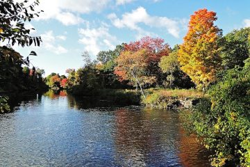 New England in Autumn (Pixabay)