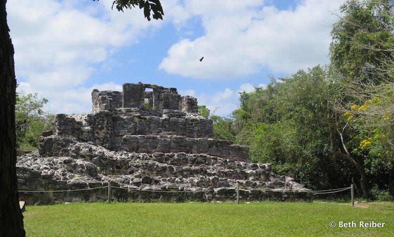 Ixchel Temple at San Gervasio