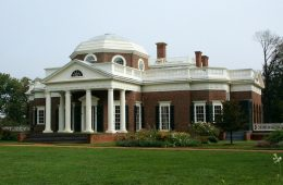 Monticello House (Credit: Pixabay)
