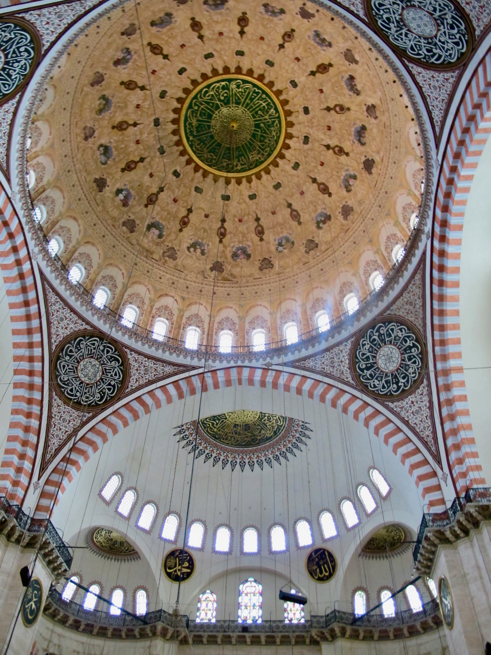 Mosque of Süleymaniye rannks high on what to see and do in Istanbul
