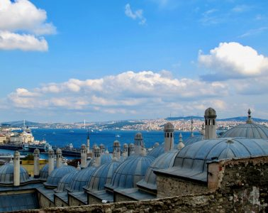 The Mosque of Suleymaniye ranks high on the list of what to see and do in Istanbul.