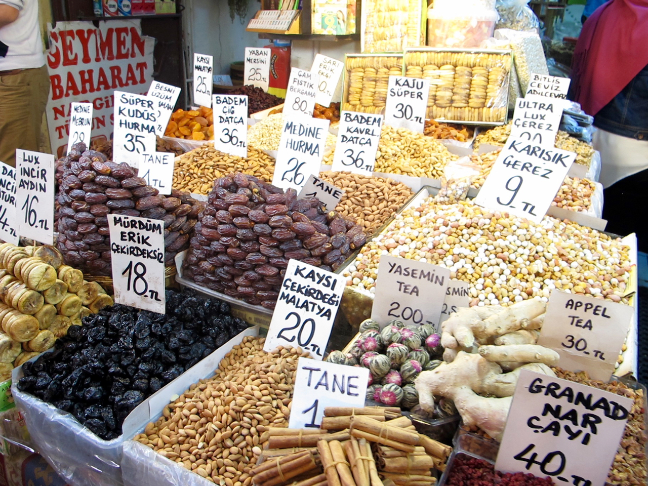 What to see and do in Istanbul? Shop, sniff, eat