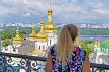 The 11th-century UNESCO World Heritage site and one of Seven Wonders of Ukraine, Pechersk Lavra (a.k.a the Monastery of the Caves) is a highlight of Kiev