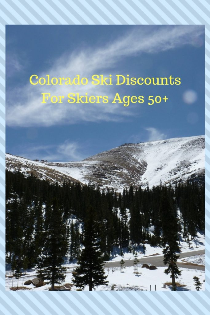Colorado Ski Discounts