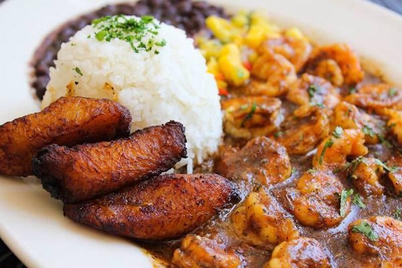 Shrimp habanero (credit: CubasCookin')