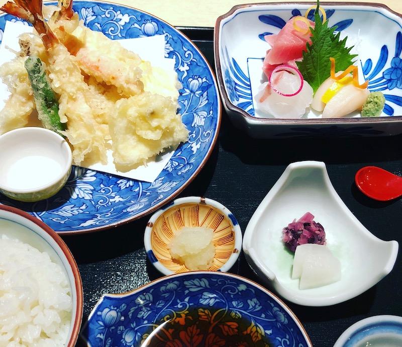 Tastes of Tokyo beautifully presented