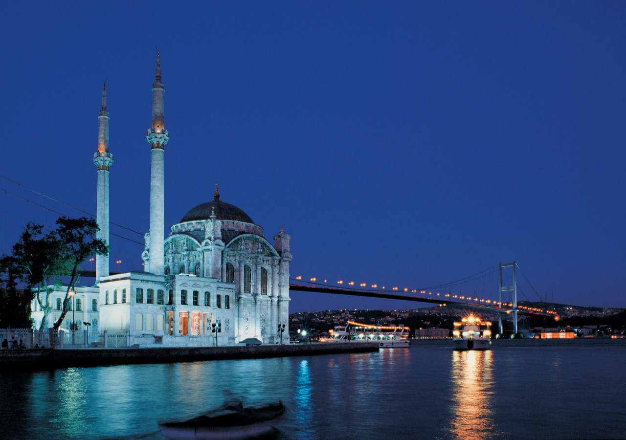 A cruise on the Bosphorus puts Istanbul in perspective.