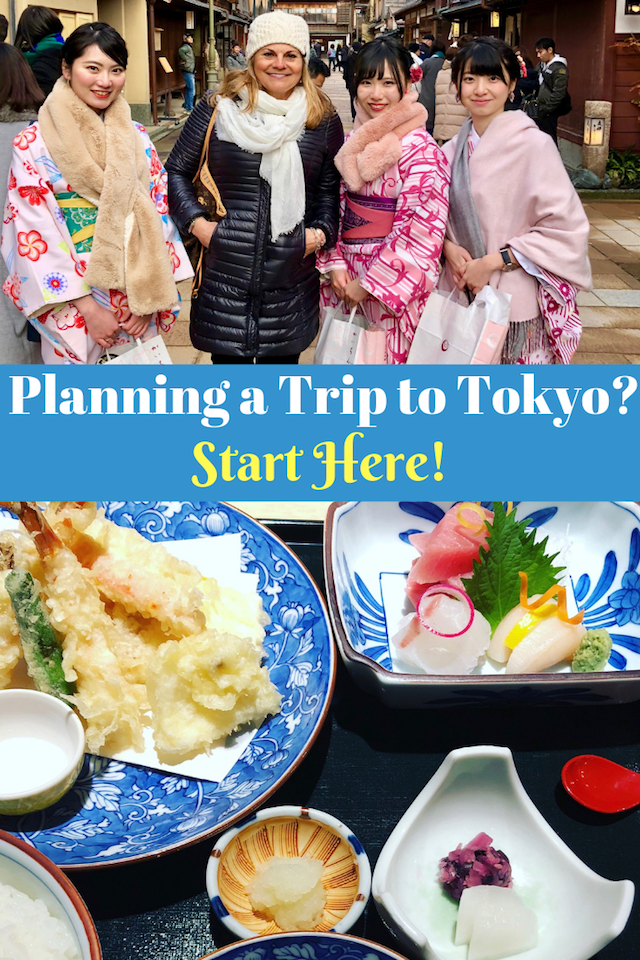Planning a Trip to Tokyo