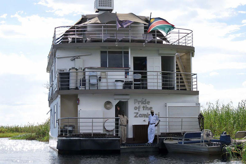 Luxury Safari Cruise on the Chobe River - Luxury Safari Cruise on the Chobe River