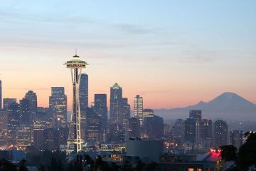 Seattle Space Needle (Credit: Pixabay)