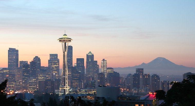 Seattle Space Needle (Credit: Pixabay)