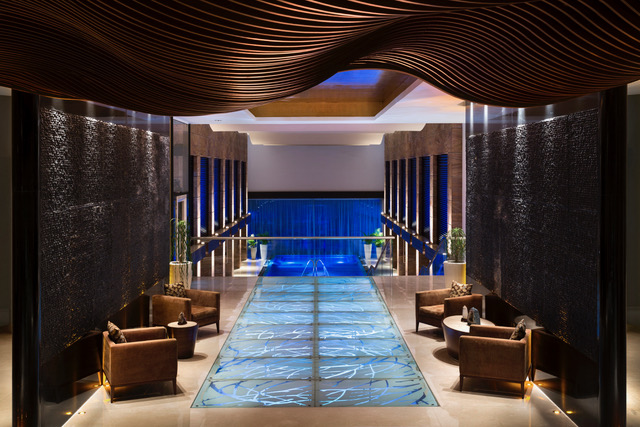 The Gem Spa is an indulgent retreat.