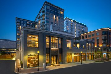 Check into the new Row Hotel at Asssebly Row