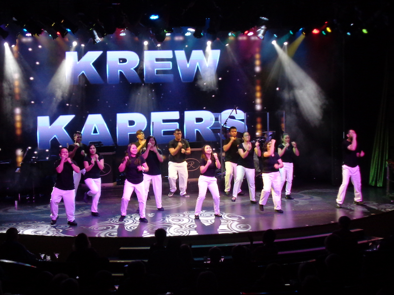 Showtime with Krew Kapers