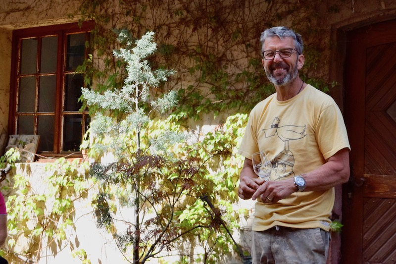 Winemaker Seltz - a passionate winemaker in the Alsace Region