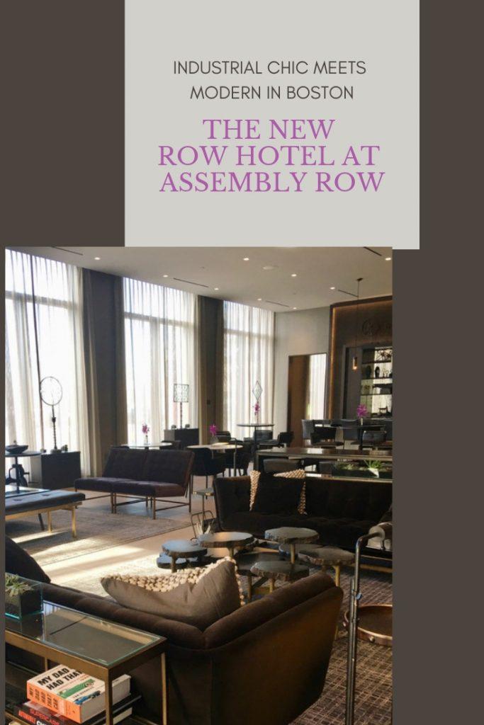 Row Hotel at Assembly Row
