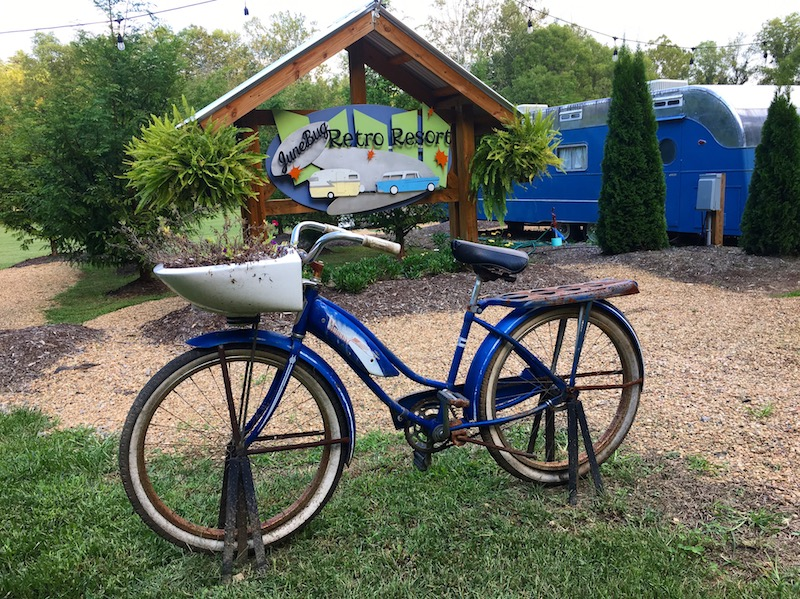 Perfect for bicycling, too (Credit: Fletcher/Newbern)