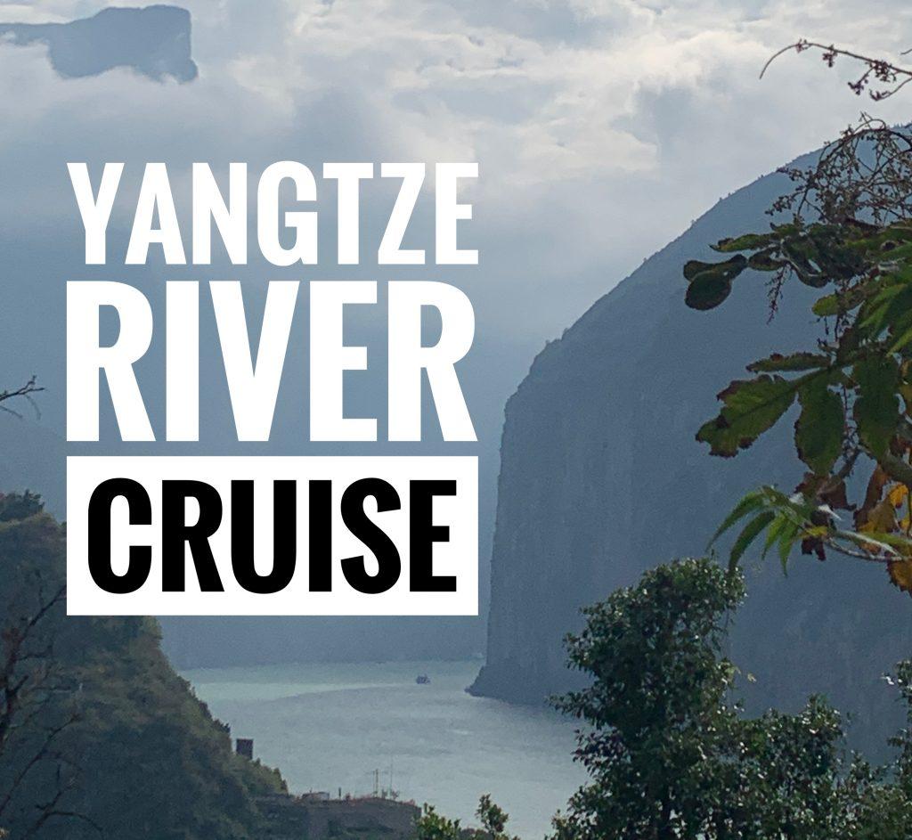 Qutang Gorge on the Yangtze River