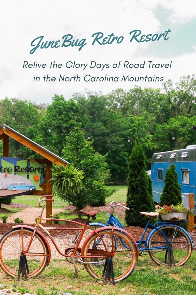 JuneBug Retro Resort in North Carolina