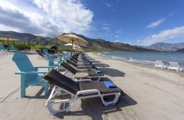 The beach at Villa del Palmar (credit: Villa del Palmar)
