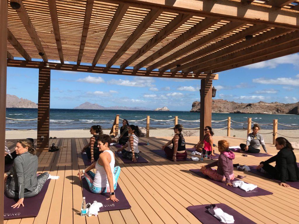 Yoga with Beth (Credit: Penny Sadler)