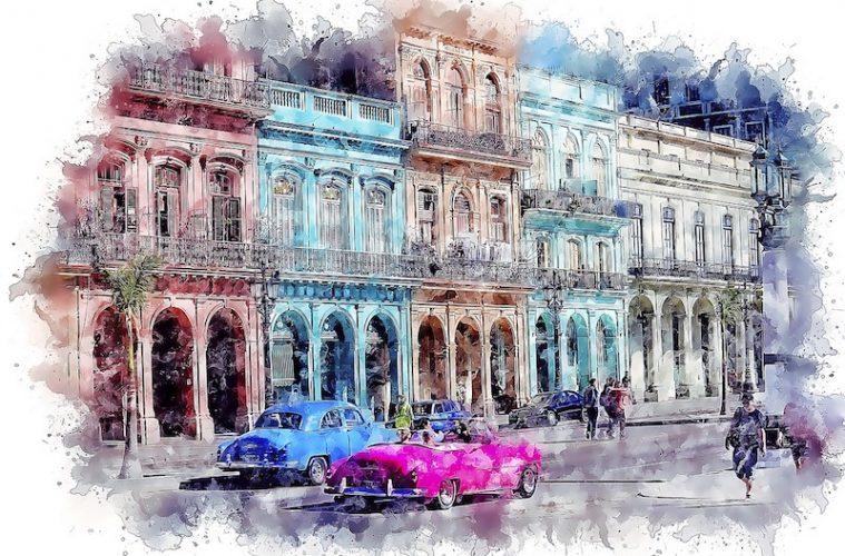 Cuba - Credit: Pixabay