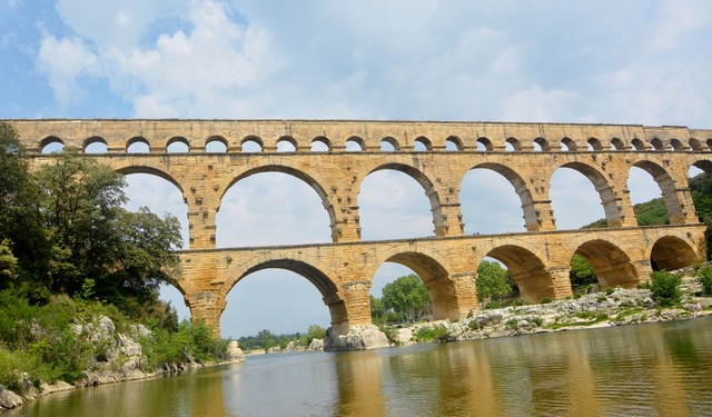 Another stop on a Rhone River cruise