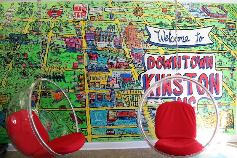 Explore Downtown Kinston