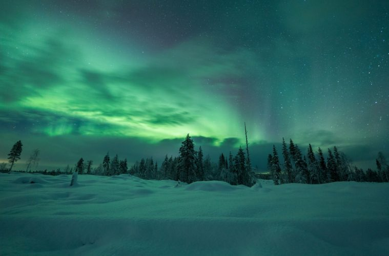 Northern Lights - what to see and do in Lapland