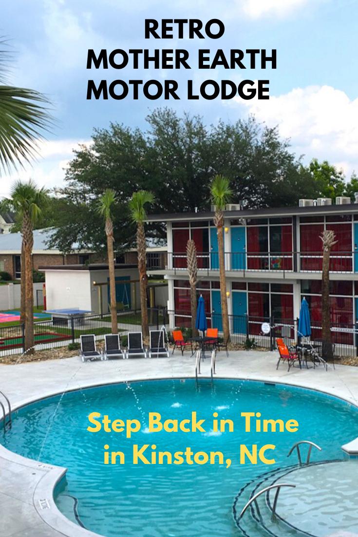 Retro Mother Earth Motor Lodge