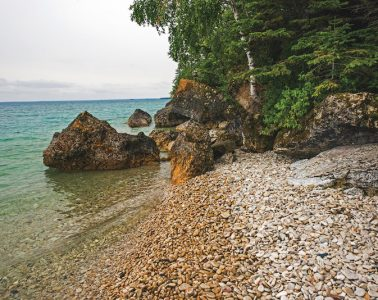 Natural Hot Spots in Manitoba and Saskatchewan -Clearwater Lake (Credit: Travel Manitoba)
