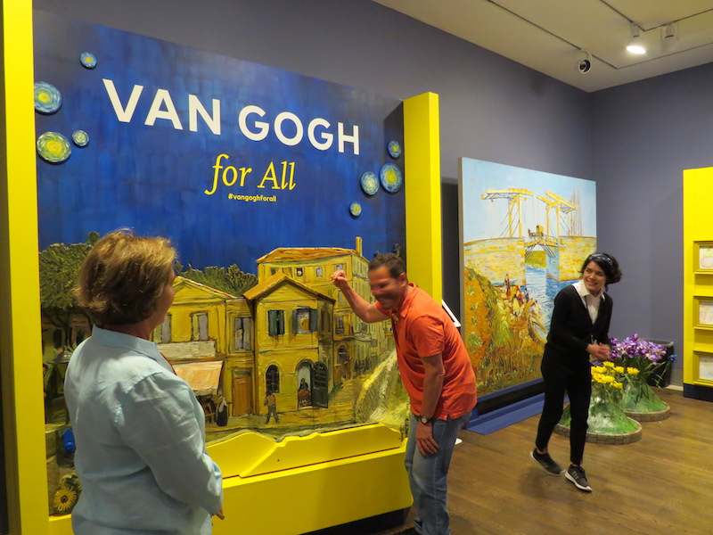 houston weekend: van Gogh exhibit at MFAH