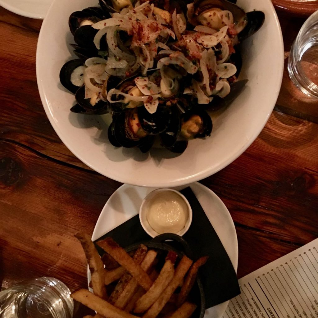 Where to eat in portland maine Chaval