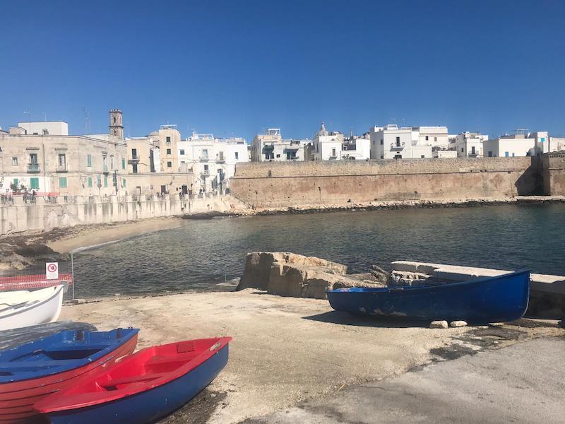 Visit Puglia - Porto Vecchio Beach in Monopoli