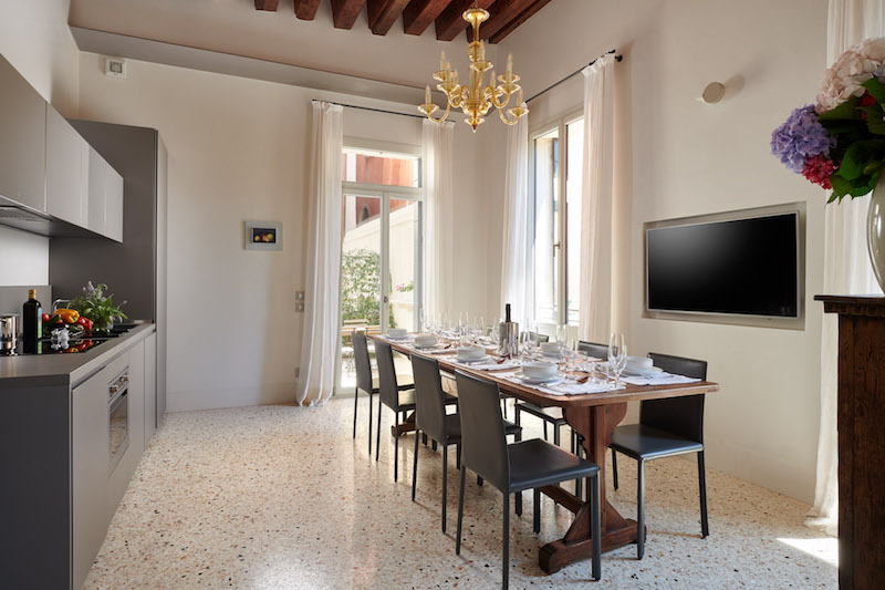 Palazzo Morosini - fully-stocked-kitchens-offer-Nespresso-coffee-machines-ovens-refrigerators-and-dishwashers-photo-Palazzo-Morosini