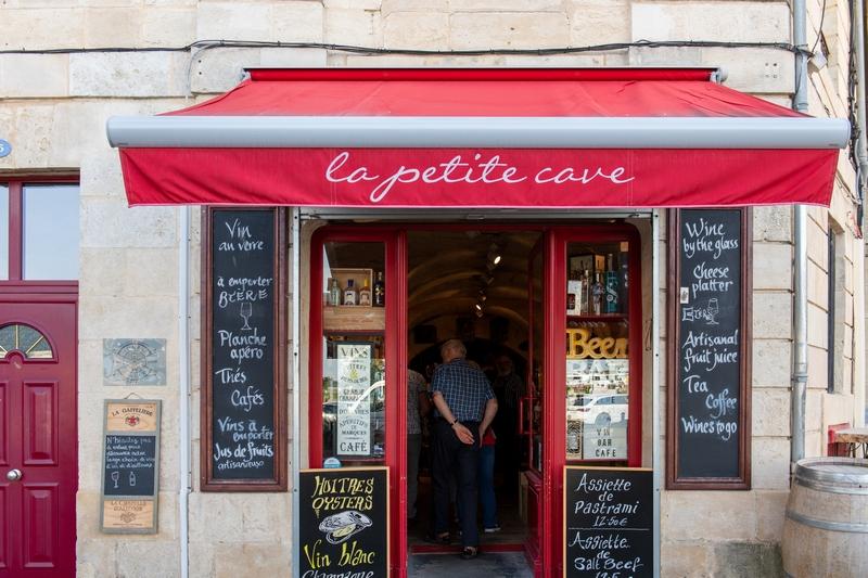 Wine As Art in Blaye, France