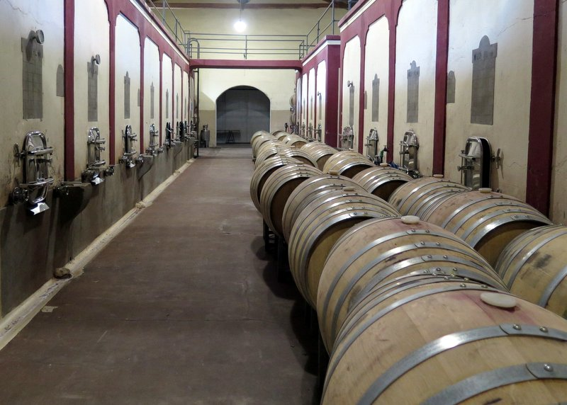 Clos de Chacras winery in Argentina