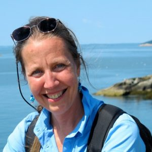 Hilary Nangle, Co-Editor, Getting On Travel