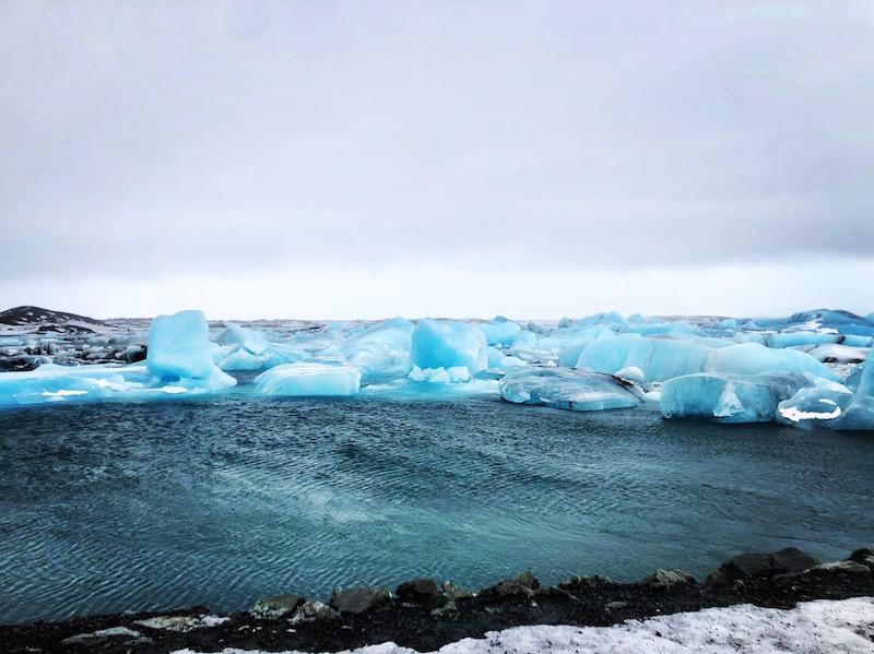 The Iceberg Lagoon