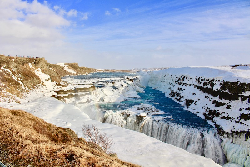 Incredible Iceland: Gullfoss Waterfall would dwarf Niagara Falls