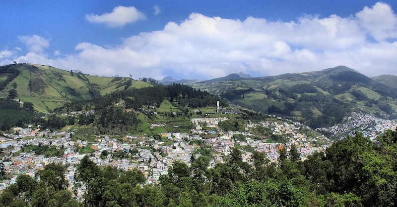 Quito (Credit: Pixabay)