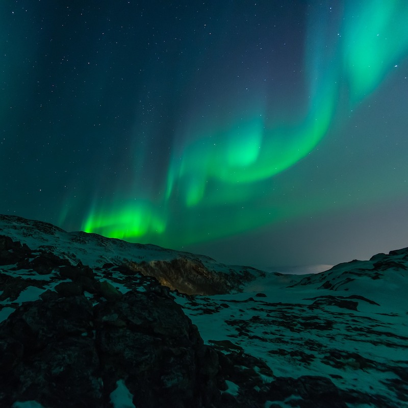 Northern Lights (Credit: Pixabay)