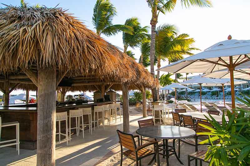 Tiki Grill, Hawks Cay Resort