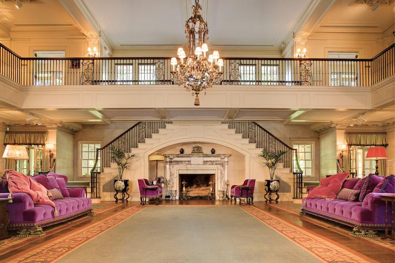 Reynolda House _ReceptionHall