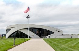 Exterior National Veterans Memorial and Museum