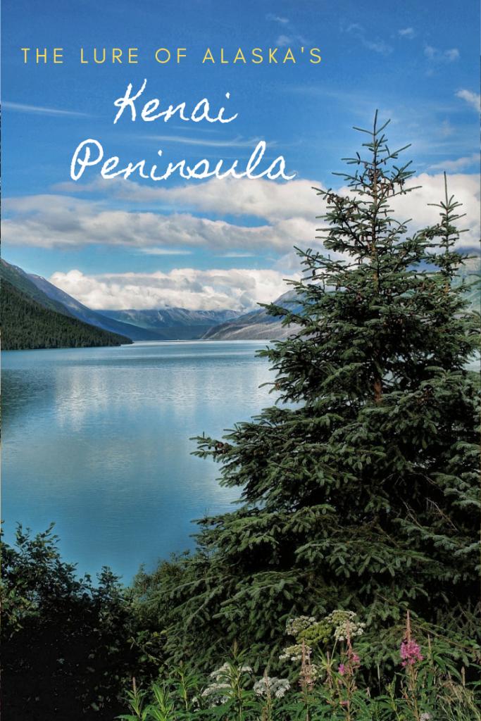 Kenai Peninsula Pin