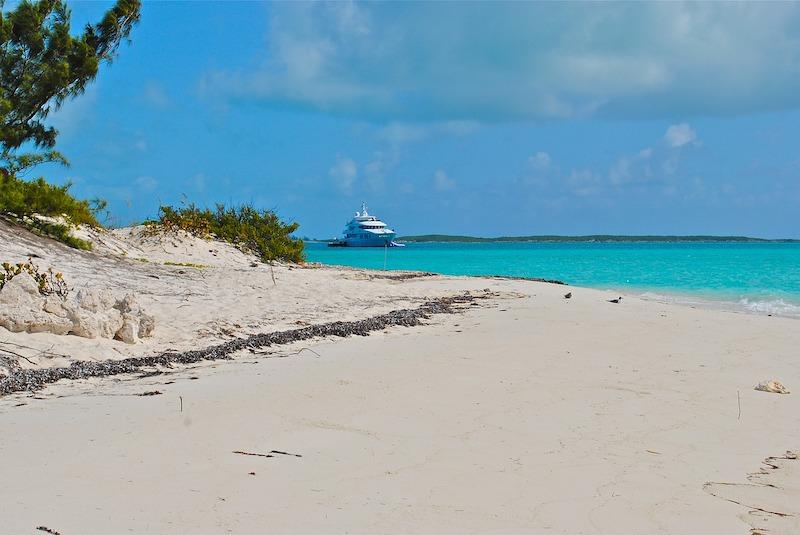 The Exumas - The Bahamas