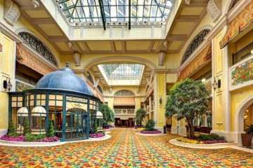 Beau Rivage Resort Atrium
