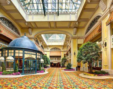 Beau Rivage Resort Atrium