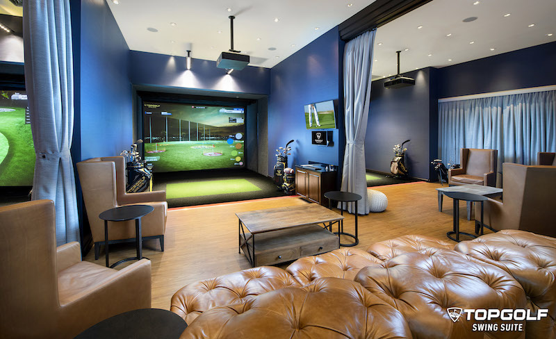 Beau Rivage Resort: Topgolf Swing Suite